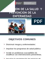 1.- Promocion Prevención