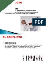 Los Conflictos Organizacionales