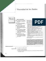 Viscosidad de Los Fluidos - Mecanica de Fluidos - Sexta Edicion - Robert L Mott