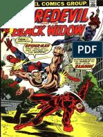 Daredevil and The Black Widow 103 Vol 1