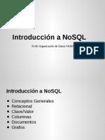 DatosNoSQL