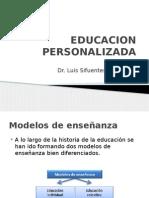 3 EDUCACION PERSONALIZADA