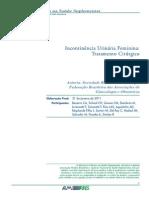 Incontinência Urinária Feminina - Tratamento Cirúrgico