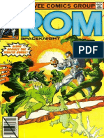 Rom Space Knight 3 Vol 1