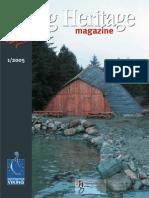 Viking Heritage Magazine 1-05
