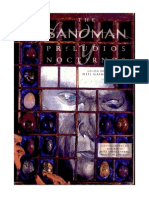 Sandman - Capitulo 1