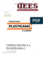 INFORME de Plastigama