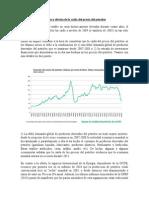 Causas y Efectcos de La Caida Del Precio Del Petroleo