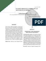 Alelopatia. Un Nuevo Reto en La Ciencia de Las Arvenses en El Tropico