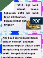 Bahan Math Perdana (Kad Situasi)