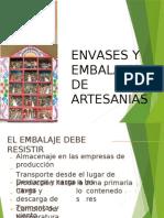 Envase y Embalaje Artesanias