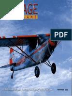 Vintage Airplane - Nov 2002