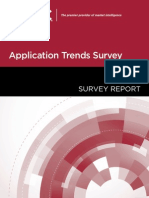 2014 Application Trends Survey Report 2