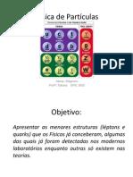 Física de Partículas - Diógenes