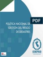 Politica Nacional de GRD