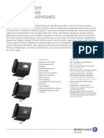 Premium Deskphones Alcatel