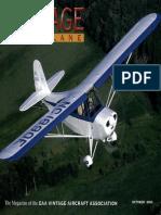 Vintage Airplane - Oct 2003