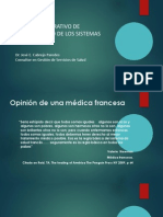 2. ANALISIS Financiamiento Sistemas de Salud