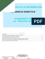 secuencia didacticas