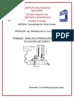 Análisis dimensional ecuación de Darcy.docx