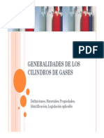 Microsoft PowerPoint - Generalidades Cilindros de Gases