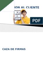 Atencion Al Cliente 1
