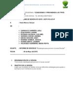 Informe de Sesiones 02