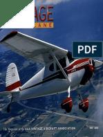 Vintage Airplane - May 2003