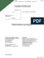 Skyline Software Systems, Inc. v. Keyhole, Inc et al - Document No. 68