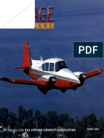 Vintage Airplane - Mar 2003