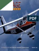 Vintage Airplane - Feb 2003