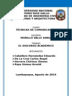 El Discurso Académico.docx