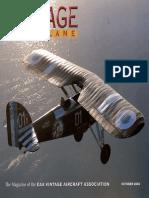 Vintage Airplane - Oct 2004