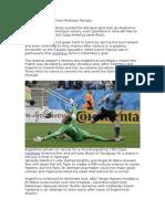 Medilase Missed Three Medilase Penalty