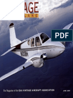 Vintage Airplane - Jun 2004