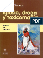 Manual Pastoral Droga y Toxicomania
