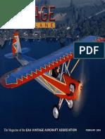 Vintage Airplane - Feb 2004