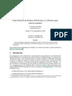 Guia Practica de Debian GNU-Linux 2.2