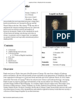 Leopold Von Ranke - Wikipedia, The Free Encyclopedia