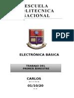 Electronica Basica Carlos