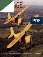 Vintage Airplane - Oct 2005