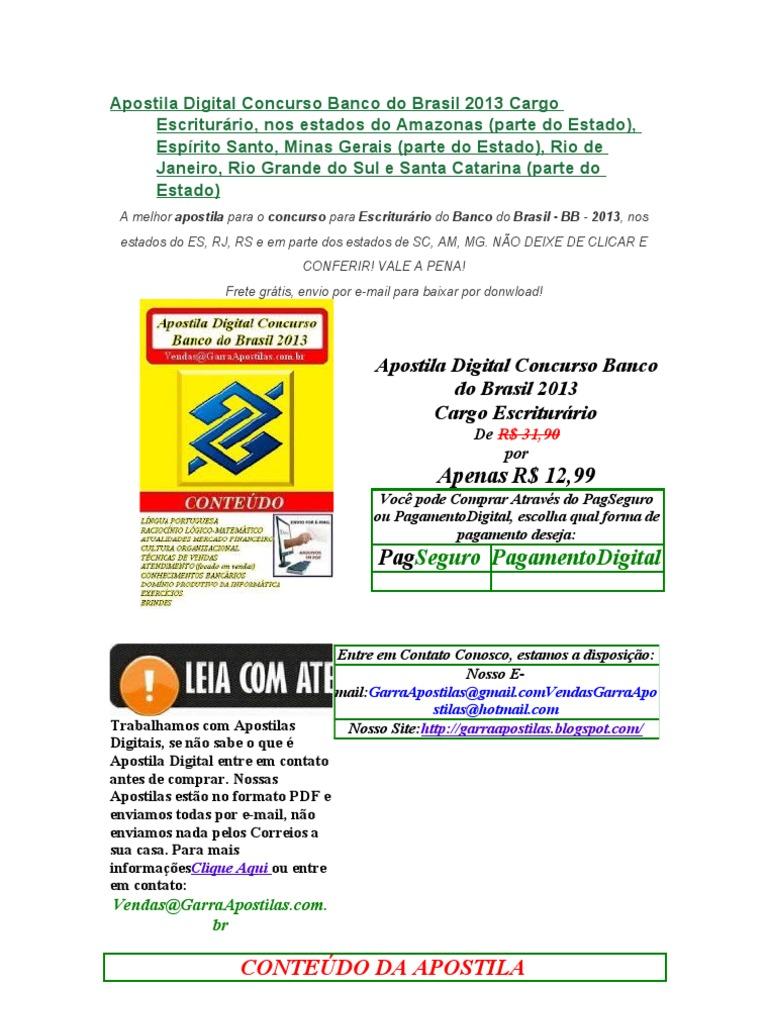 INSS APOSTILA 2011 BAIXAR DO