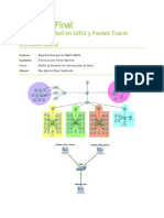 Topología Packet Tracer + GNS3 (DNS, DHCP)