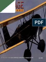 Vintage Airplane - Jul 2005