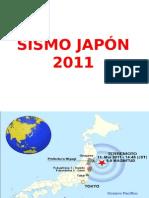 SISMO JAPÓN 2011
