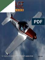 Vintage Airplane - Mar 2005