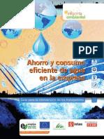 Eficiencia de agua