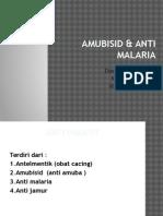 Amubisid & Anti Malaria Rismayanti (0661 12 064 )