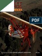 Vintage Airplane - Apr 2006
