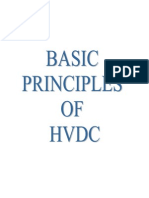 Principles of Hvdc